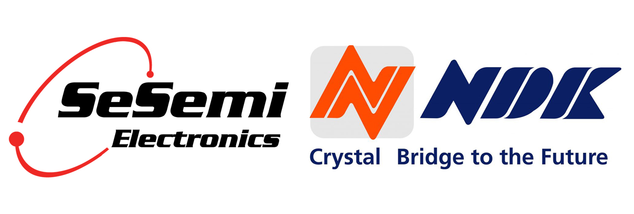 New Franchised Distributor for NDK Crystal